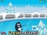 Игра Турнир на замёрзшем пруду - играть бесплатно онлайн
