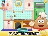 Игра Поу готовит Рафаэлло - играть бесплатно онлайн