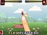 Игра Палец против оружия - играть бесплатно онлайн