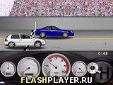 Игра Драг заезд v3 - играть бесплатно онлайн