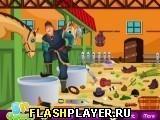 Игра Замороженный Кристофф – стабильная очистка - играть бесплатно онлайн