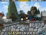Игра Гонки на тракторах - играть бесплатно онлайн