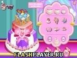Игра Свадебный торт Розы 3 - играть бесплатно онлайн