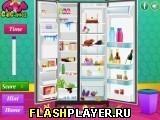 Игра Уборка грязного холодильник - играть бесплатно онлайн