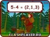 Игра Маша и медведь - играть бесплатно онлайн