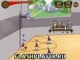 Игра Баскетбол стикманов - играть бесплатно онлайн