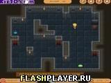 Игра Слизняк бежит прочь - играть бесплатно онлайн