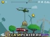 Игра Вертолёт кран - играть бесплатно онлайн