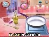 Игра Анна готовит спагетти - играть бесплатно онлайн