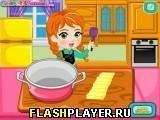 Игра Принцесса Анна – Пасхальные блюда - играть бесплатно онлайн
