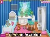 Игра Эльза чистит дом - играть бесплатно онлайн