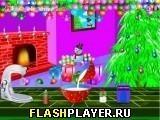 Игра Сделайте Рождественское печенье - играть бесплатно онлайн