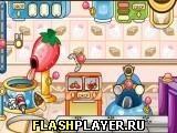 Игра Моя фабрика мороженого - играть бесплатно онлайн