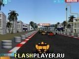 Игра Super Race F1 - играть бесплатно онлайн
