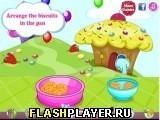 Игра Ягодный чизкейк с белым шоколадом - играть бесплатно онлайн