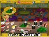 Игра Суши бар Сиси - играть бесплатно онлайн