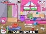 Игра Привет Китти – Переделка дома - играть бесплатно онлайн