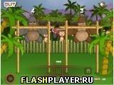 Игра Самая сильная обезьяна в мире - играть бесплатно онлайн