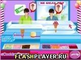 Игра Магазин мороженого - играть бесплатно онлайн
