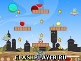 Игра НЛО собирает фрукты - играть бесплатно онлайн