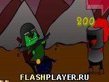 Игра Орк с дробовиком - играть бесплатно онлайн