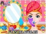 Игра Принцесса в салоне макияжа - играть бесплатно онлайн