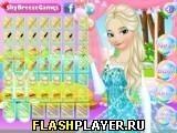 Игра Макияж Эльзы - играть бесплатно онлайн