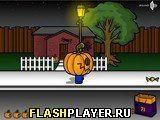 Игра Бегущие тыквы - играть бесплатно онлайн