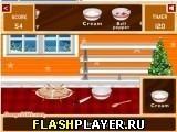 Игра Кулинарные страсти: Рождественская вечеринка - играть бесплатно онлайн
