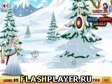 Игра Эльза супер лучник - играть бесплатно онлайн