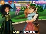 Игра Сладкий поцелуй Золушки - играть бесплатно онлайн