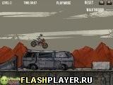 Игра Мото триал на пустыре - играть бесплатно онлайн