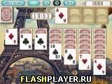 Игра Пасьянс Париж - играть бесплатно онлайн