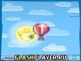Игра Полёт на воздушном шаре - играть бесплатно онлайн