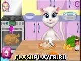 Игра Анжела покупает продукты - играть бесплатно онлайн