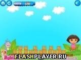 Игра Даша расставляет блоки - играть бесплатно онлайн