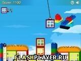 Игра Здание из блоков - играть бесплатно онлайн