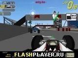 Игра Симфония гонок Инди - играть бесплатно онлайн