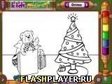 Игра Детская раскраска - играть бесплатно онлайн