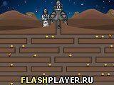 Игра Золотые землекопы - играть бесплатно онлайн