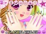Игра Алиса в маникюрном салоне - играть бесплатно онлайн