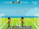 Игра Игра головой Евро 2004 - играть бесплатно онлайн
