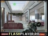 Игра Стрельба в аэропорту - играть бесплатно онлайн