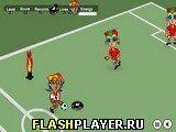 Игра Двинутый футбол - играть бесплатно онлайн