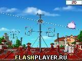 Игра Погоняй голубей - играть бесплатно онлайн