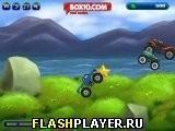 Игра Безумие на мини грузовике - играть бесплатно онлайн