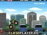 Игра Грузовик-монстр - играть бесплатно онлайн