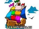 Игра Кораблик - играть бесплатно онлайн