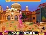 Игра Принцесса Мулан убирает рынок - играть бесплатно онлайн