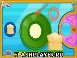 Игра Торт-мороженое - играть бесплатно онлайн